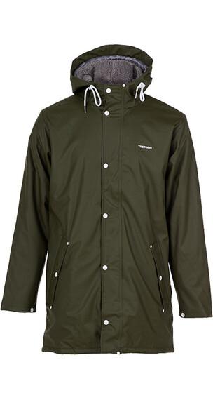 Tretorn Wings Winter Rain Jacket Green